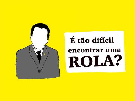 É tão difícil encontrar uma ROLA?