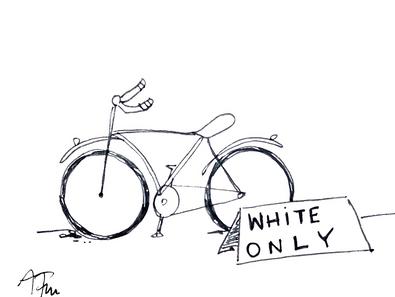 Brasil is for Whites only