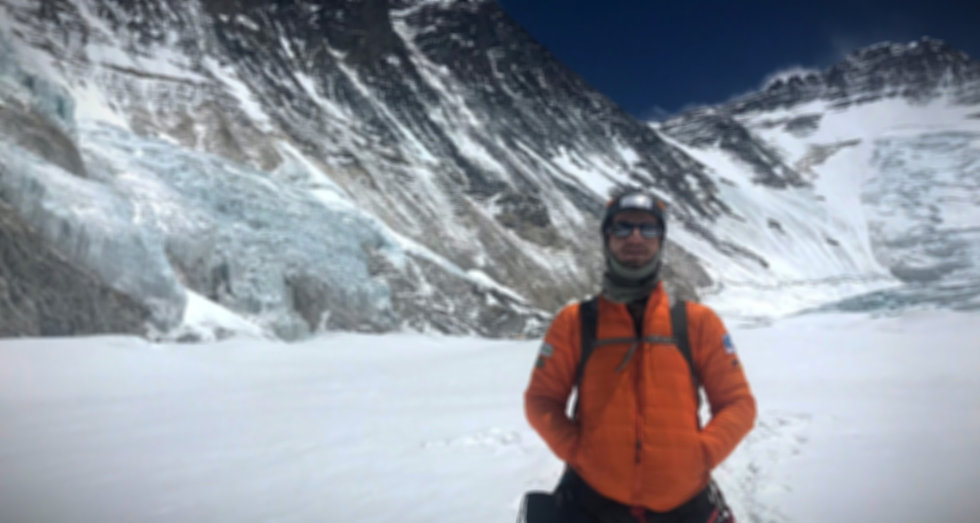 Vale do Silêncio, Everest