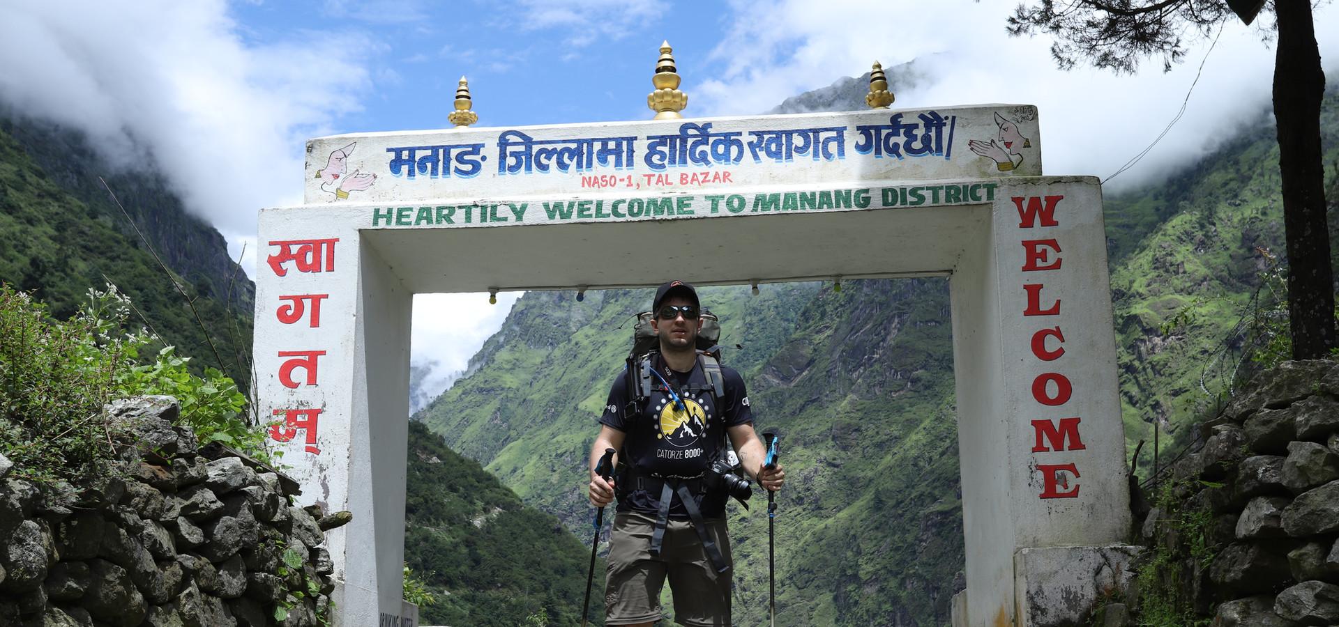 Um Nepal Diferente