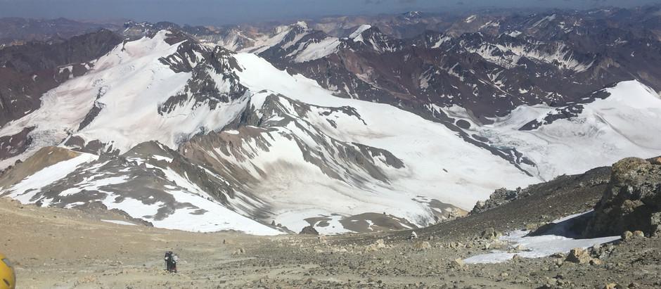 Aconcágua: Descida e Retorno à Mendoza