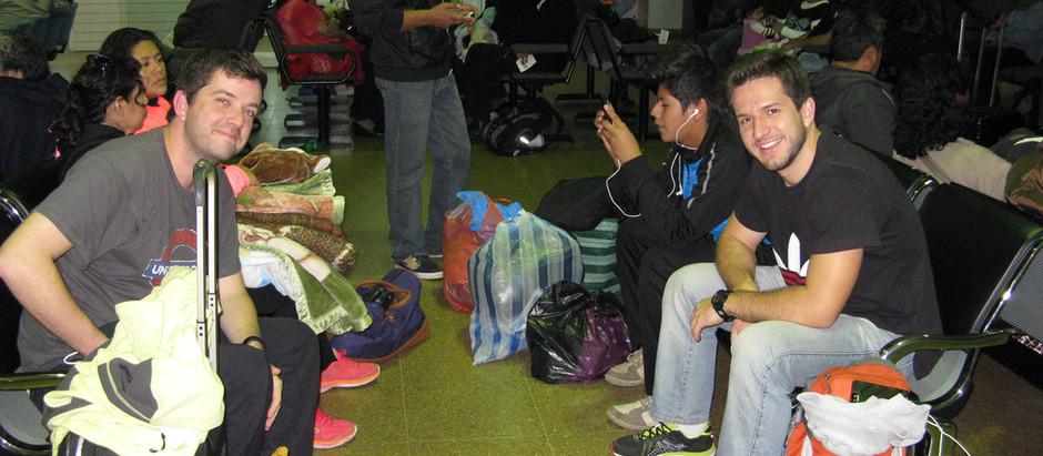 Bolívia 2015: Dia 1