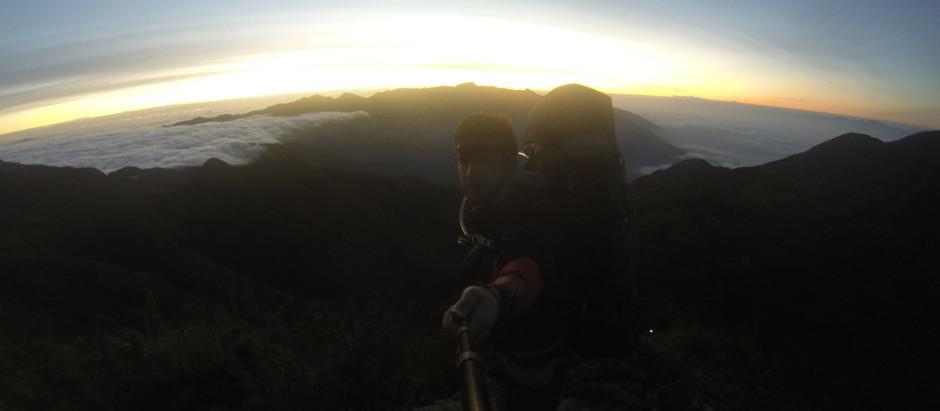 Serra Fina: Dia 4 - Pico dos Três Estados