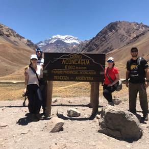 Trekking Cordón del Plata - Dias 1, 2 e 3