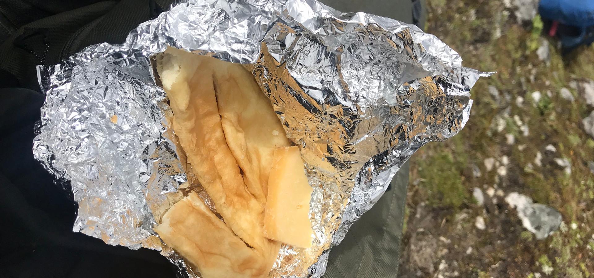 Tibetan Bread