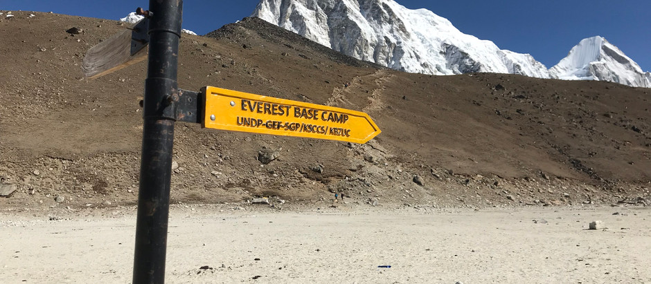 Everest 2018: Trekking Campo Base