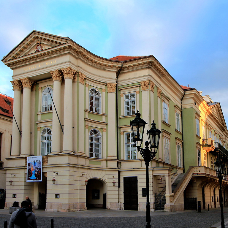Prague Summer Nights Young Artists Program - Don Giovanni