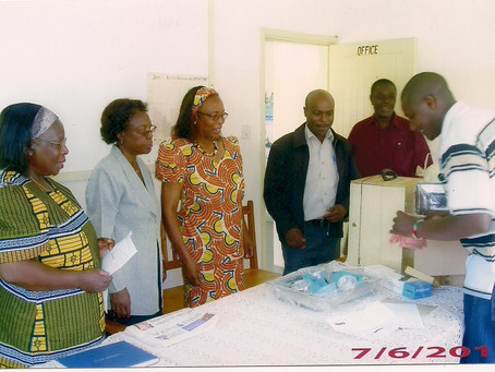 Kegondi Health Centre : Equipping rural health facilities in Kenya
