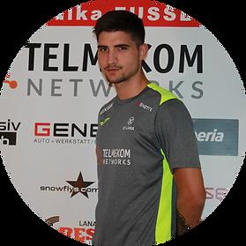 Alex Debiasi SV Lana Oberliga
