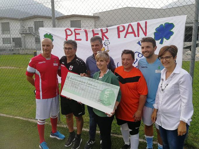 Peter Pan Spendenturnier