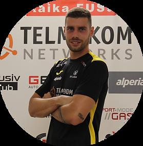 Luca Tenderini SV Lana Oberliga