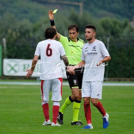 Italienpokal vs SSV Bruneck