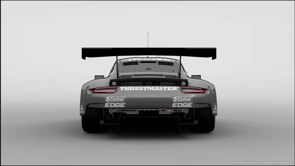 PorscheTrasera