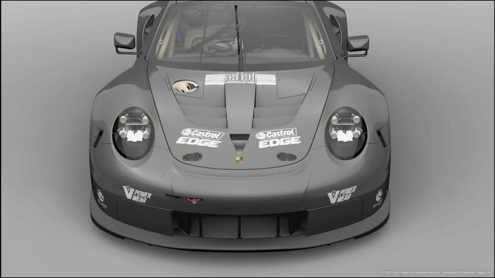 PorscheFrente