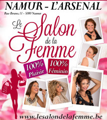 Salon de la Femme à Namur