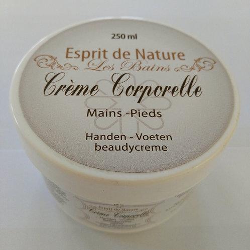 Crème Corporelle - Mains et Pieds