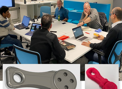 From Playdoh to 3D Model
