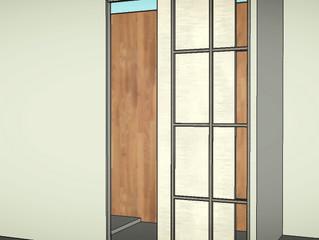 Pocket door plans!