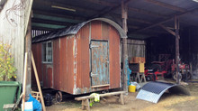 Woodland Shepherds Hut