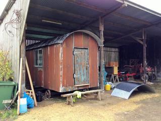 Woodland Shepherds Hut
