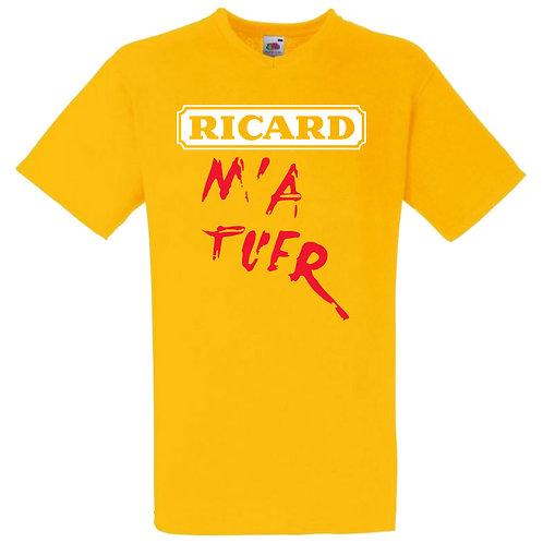 Ricard m'a tué