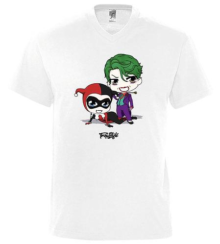 Harley Quinn et Joker