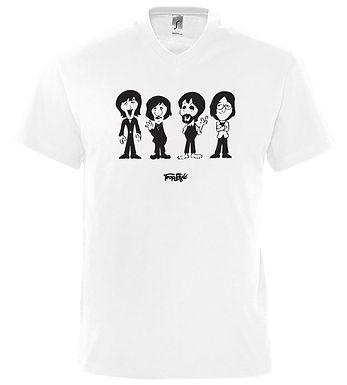 Beatles Caricatures