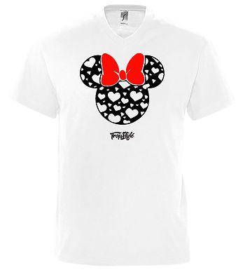 Logo Minnie coeurs