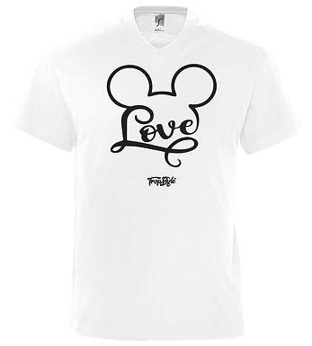 Love tête de Mickey
