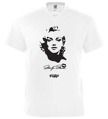 Signature Marilyn Monroe