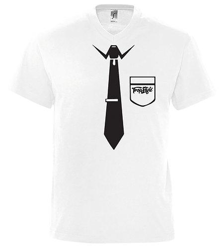 Cravate + poche
