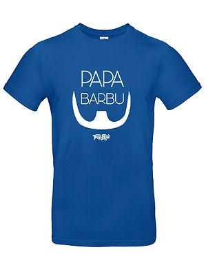 Papa barbu