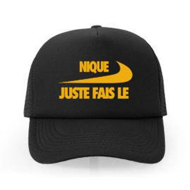 Casquette Nique