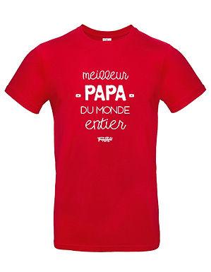 Meilleur Papa du Monde Entier