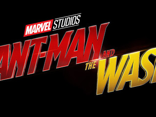 Ant-Man and the Wasp - Tiny Heroes to Heal our Giant Wounds