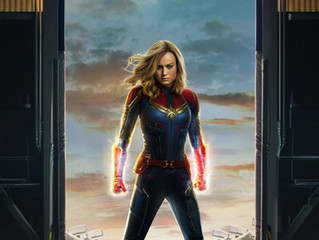 Captain Marvel has nothing to prove