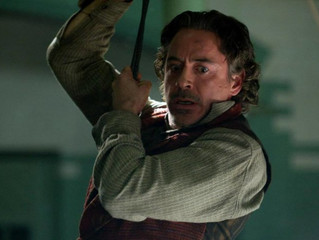 Robert Downey, Jr. will be Holmes for Christmas 2020