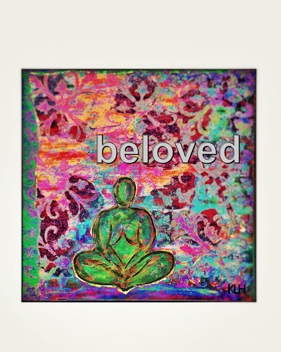 Beloved Mixed Media