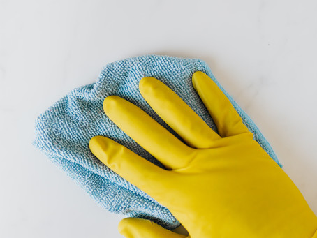 GREEN CLEANING TIPS DIY
