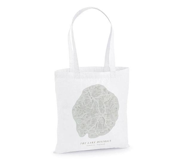 Lake District Tote Bag