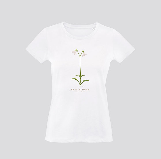 Cairngorm's Twin Flower T-Shirt