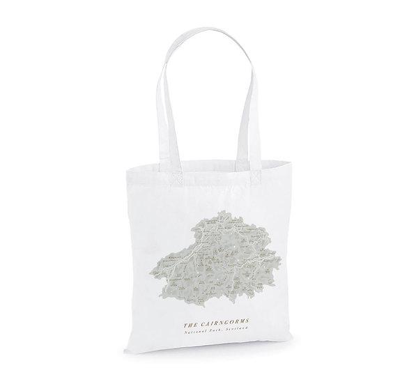 Cairngorms Tote Bag