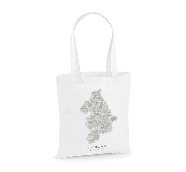 Snowdonia Tote Bag