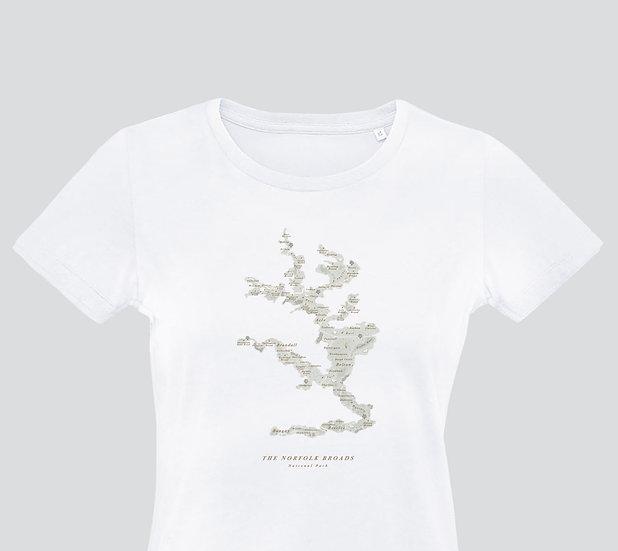 Norfolk Broads T-Shirt