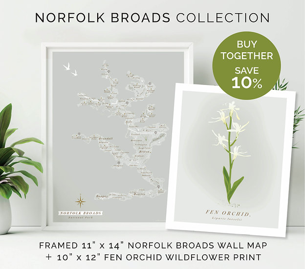 Norfolk Broads Collection