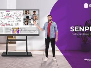 Sentuh Resmi Meluncurkan SENPRES Smart Board Indonesia