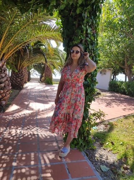 Vestido Marselha