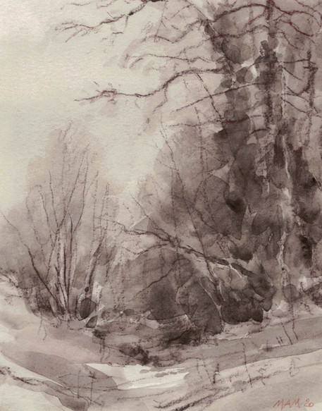 Restes de neige