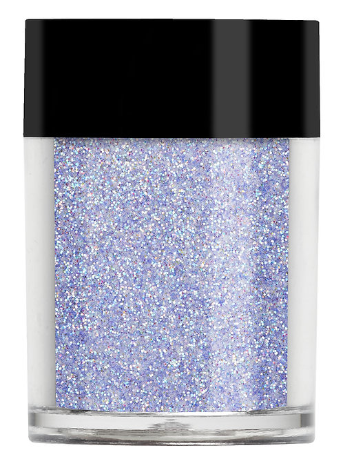 Baby Blue Iridescent Glitter