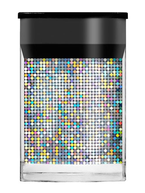 Silver Mosaic Foil